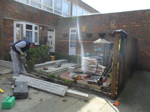 fencing decking fencing contractor in erith uk