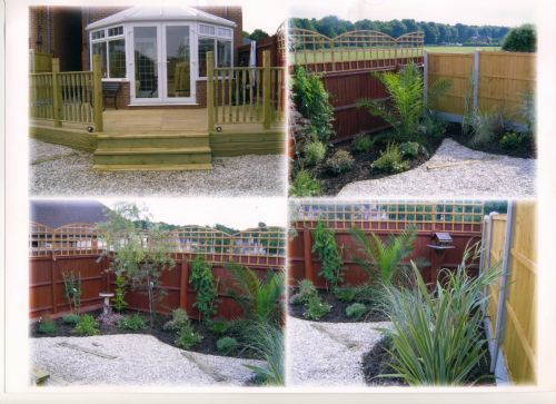 Landscape garden design nottingham for Garden design nottingham