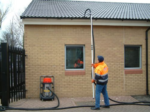 Gutter Cleaning with Pure Window Cleaning Services