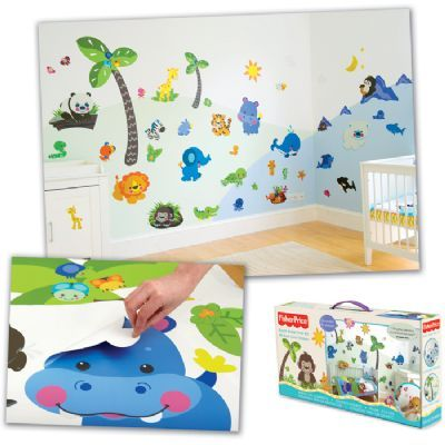 kids wall stickers home improvement shop in finchley pics photos fisher price funtosee wall stickers