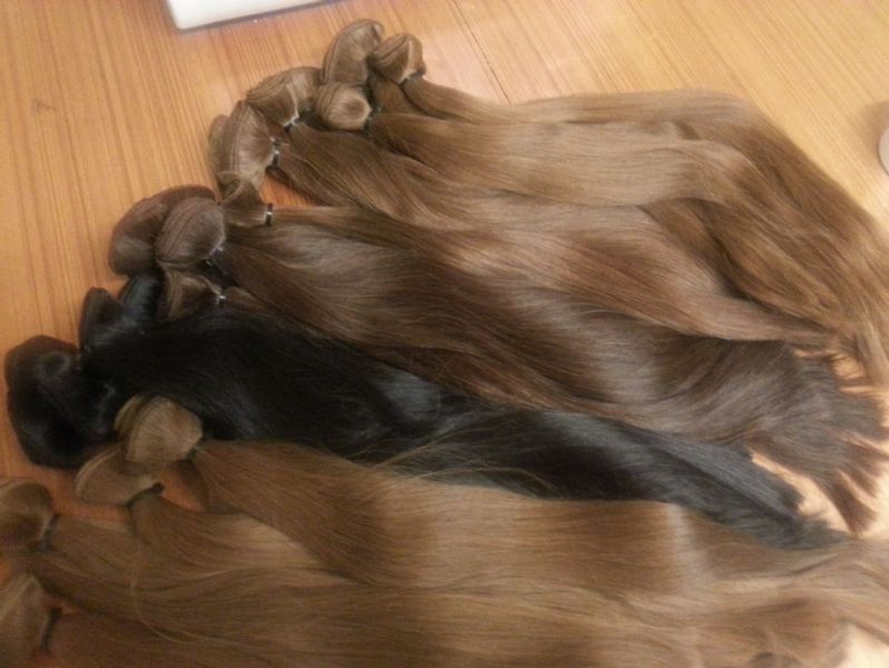 Hairpieces In Warrington Triple Weft Hair Extensions