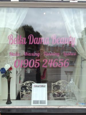Shop Front - Beauty Salons Worcester