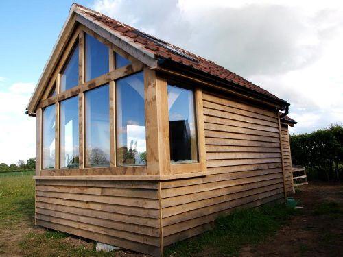 Peak Oak Frames Timber Frame Contractor In Sheffield Uk