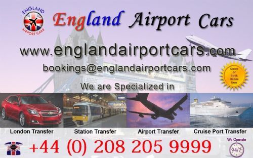Airports England England Airport Cars