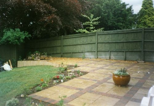 evergreen landscaping ltd landscape gardener in marple
