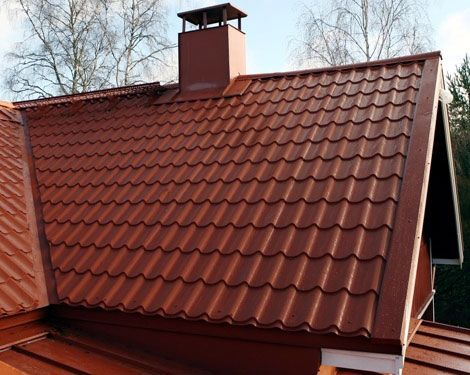 Tile Effect Roofing Roofline Restoration Company In East