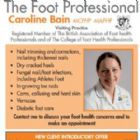 Foot Health Practitioners - The Foot Professional
