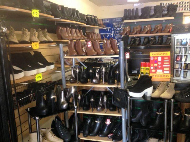 Shoe Shops Coalville