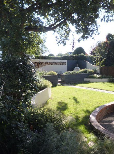 Landscape Design In Sandbach (UK