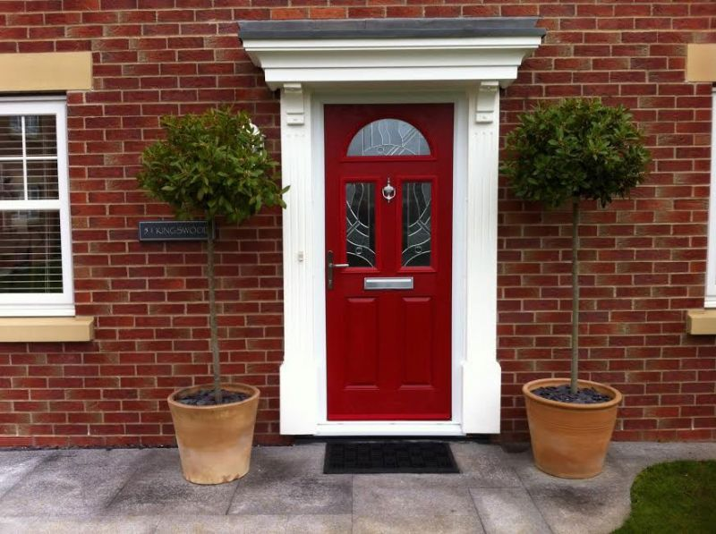 Composite Door Manufacturers : Grp composite doors door manufacturer in appleby magna