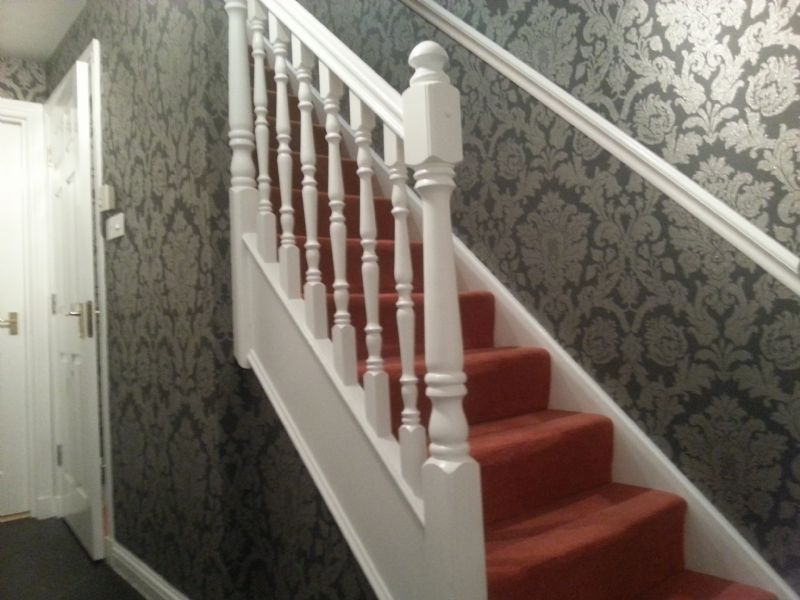 R A F Painting Decorating Decorator In Edinburgh Uk