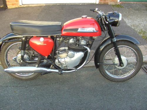 Classic British Motorcycles - Motorbike Spares Company in ...