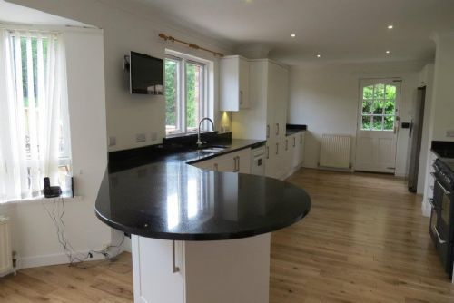 Rocca granite worktops granite supplier in hillington for Kitchen ideas glasgow