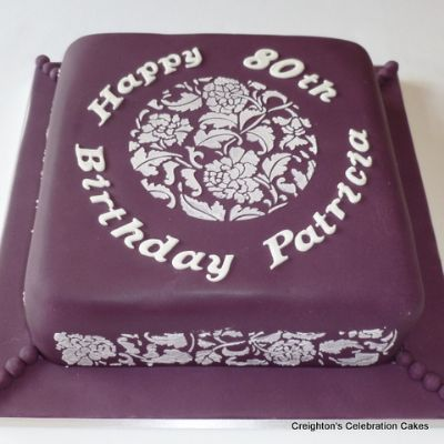 Birthday Cake Makers In Shropshire