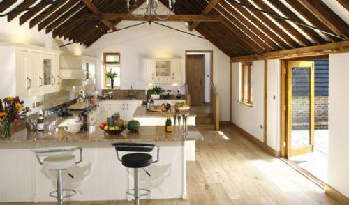 Captivating ... The Old Vicarage Building Co Building Contractor In For Kitchen Designs  Barn Conversions ...