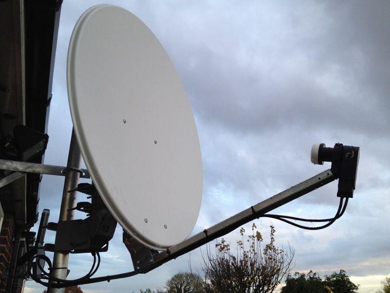 Peak Aerials - Satellite and Aerial Installer in Sheffield (UK)