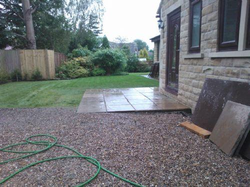 Garden Landscaping Wakefield : Garden services landscape gardener in havercroft wakefield uk