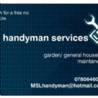 cleaners - M.S.L Handyman Services