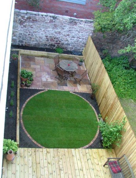 Edinburgh Decking Bespoke Garden Decking: Landscape Gardener In Edinburgh (UK