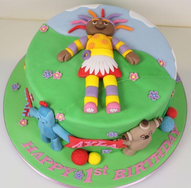 Birthday Cake Makers Uxbridge