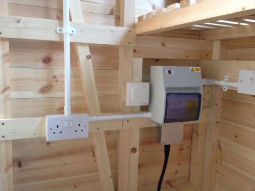 how to wire a shed for electricity wiring diagram tlp electrical services - electrician in finedon ...