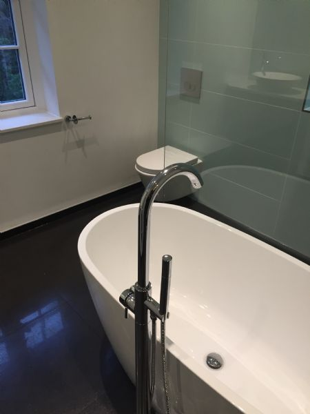 Bwi bathrooms with integrity plumber in sheffield uk Bathroom design and installation sheffield
