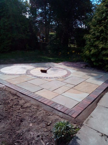 Landscape Garden Nuneaton : Groundworks landscapes groundwork contractor in nuneaton uk