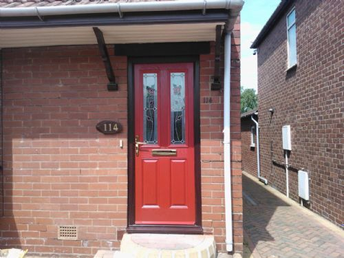 Composite Door Frames : The composite door shop manufacturer in upper