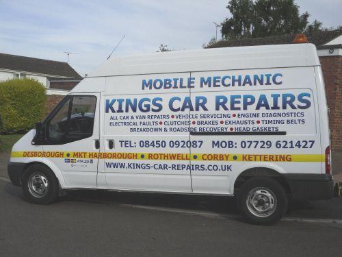 Car Repair Kettering