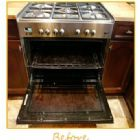 Oven Cleaning - Oven Glaze