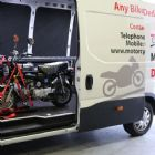 Motorcycle Restoration - Motorcycle Delivery UK