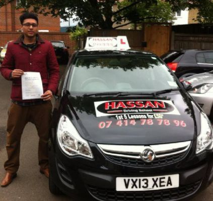 Farooq Driving School Slough and Surounding areas