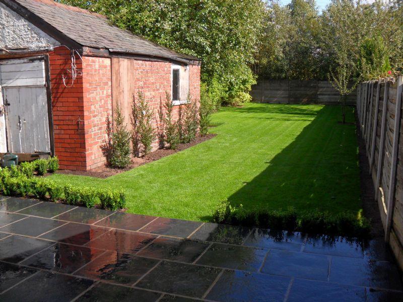 Manchester Landscapers - Landscape Gardener in Burnage ...