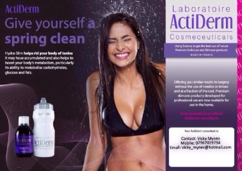 ActiDiet & ActiDerm with Vicky