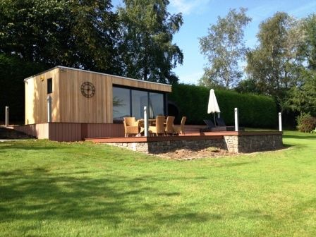The swift organisation ltd construction company in for Garden rooms uk ltd