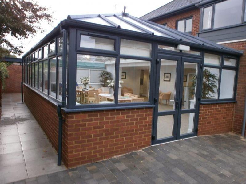 Double Glazed Windows Diy : Budget upvc window manufacturer in oldham uk