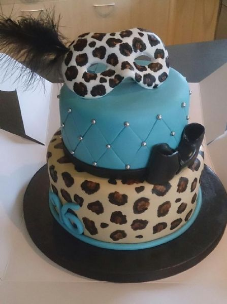 Danielle Round special cakes - Cake Maker in Great Bentley ...