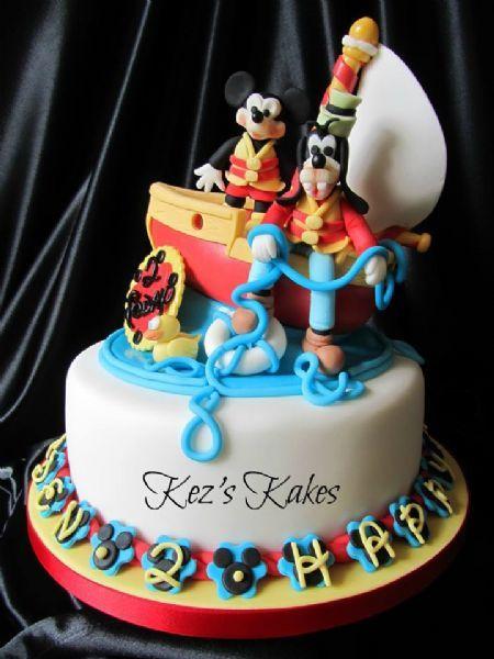 St Birthday Cake Camp