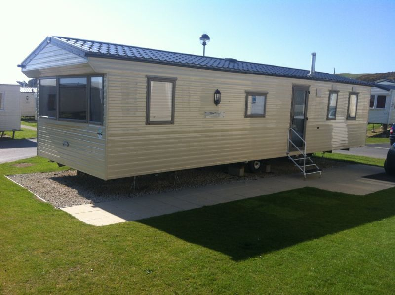 Brilliant Privately Owned Caravan For Hire On Reighton Sands Yorkshire