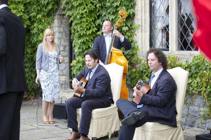 Quartet kent wedding