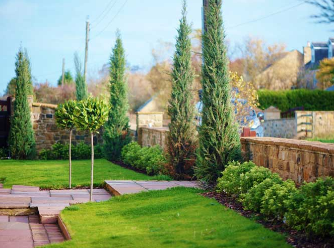 newcastle garden design garden designer in gateshead uk