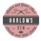 wedding hair and makeup - Harlow's Den