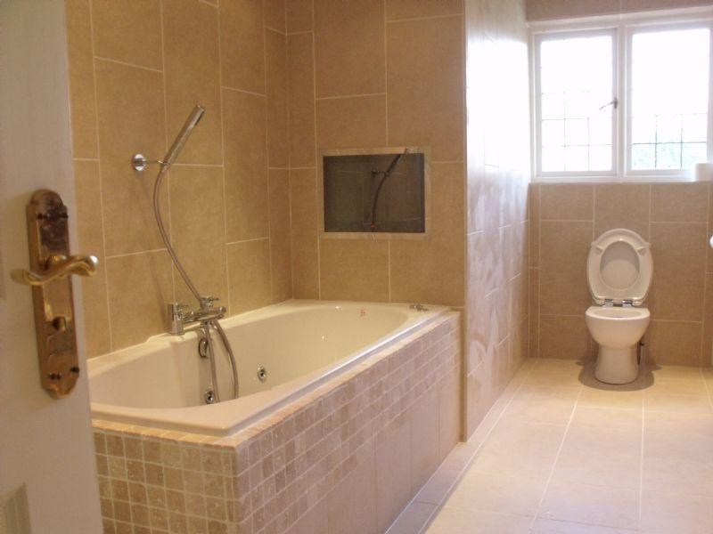 Key improvements bathroom fitter in kirkby liverpool uk for Bathroom builders liverpool
