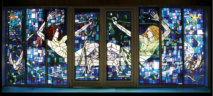 Artisan Stained Glass Bankfoot
