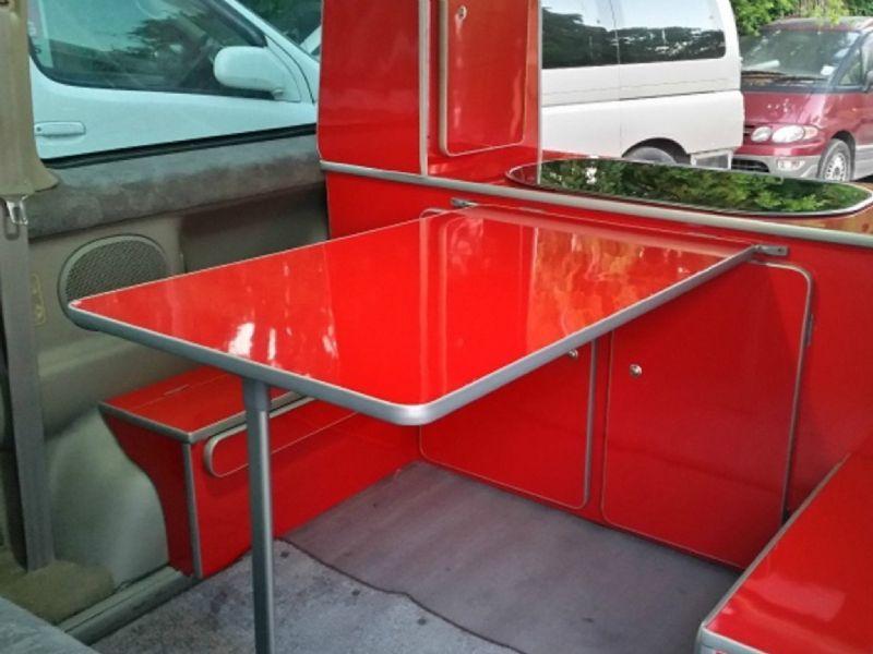 Liverpool Campervan Conversions Camper Van Manufacturer