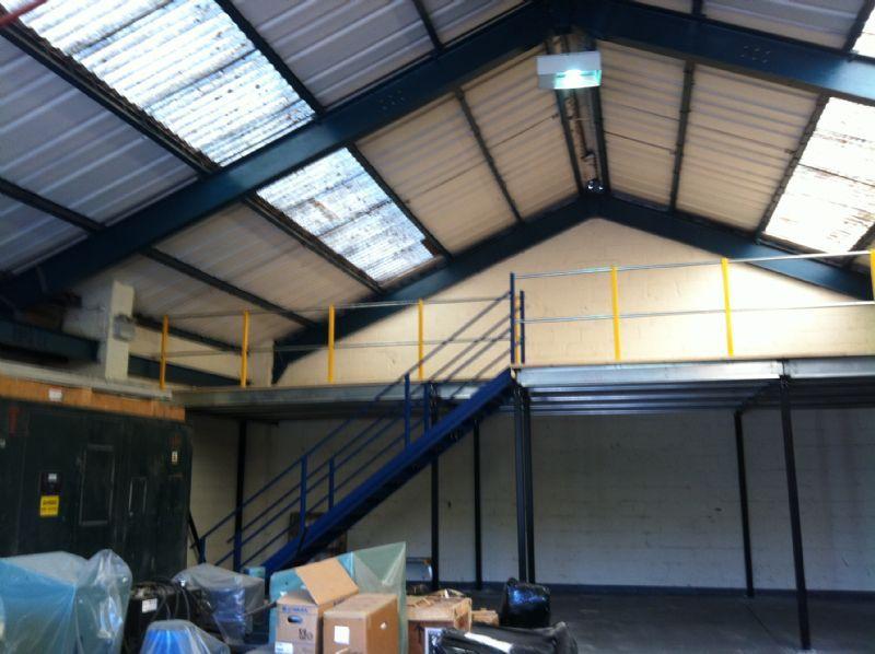 Mezz Floors Uk Mezzanine Floor Manufacturer In Haverhill