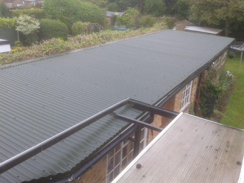 Tinman Steels Ltd Roofer In Mile Oak Tamworth Uk