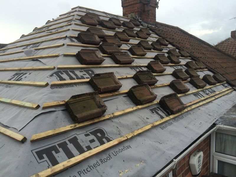 White Rose Roofing Contractors Roofer In Sutton On The