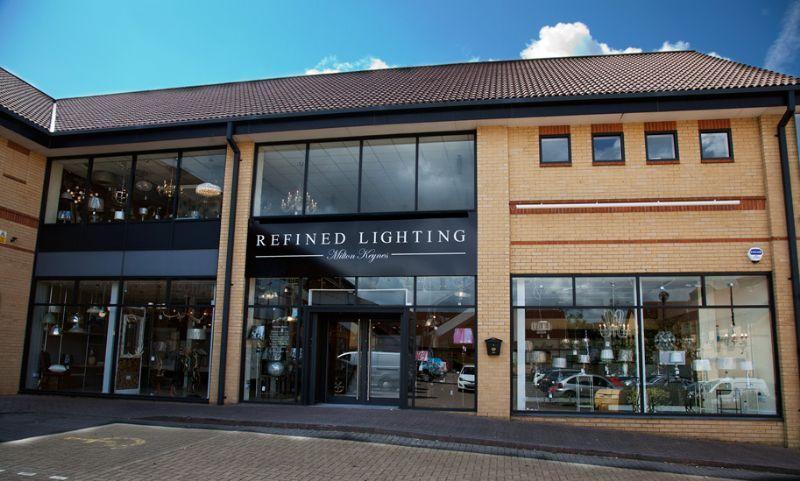 Refined Lighting Lighting Shop In Oldbrook Milton Keynes Uk