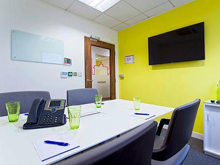 Regus Meeting Room Cost